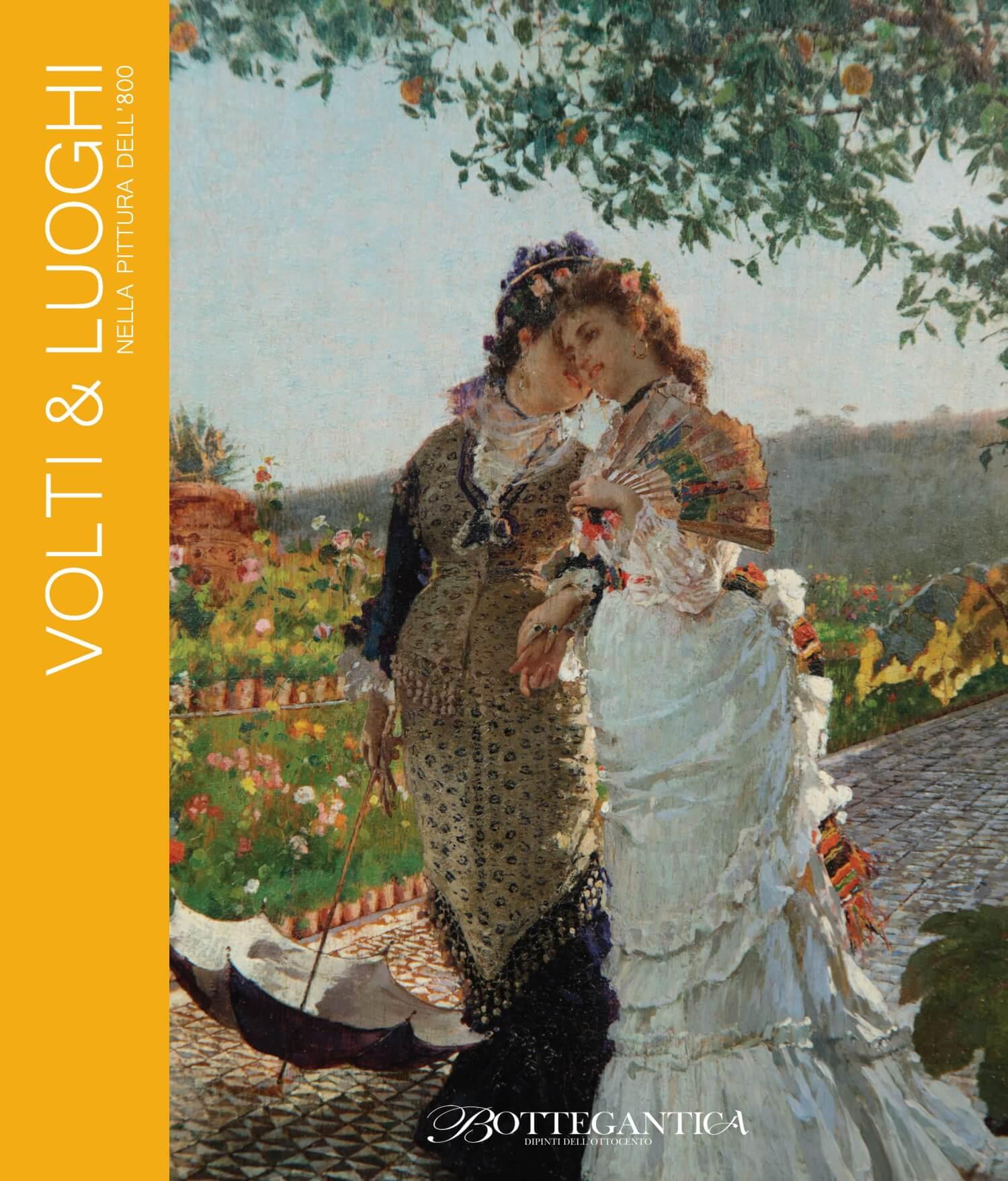 Volti & Luoghi, Nella pittura dell'800