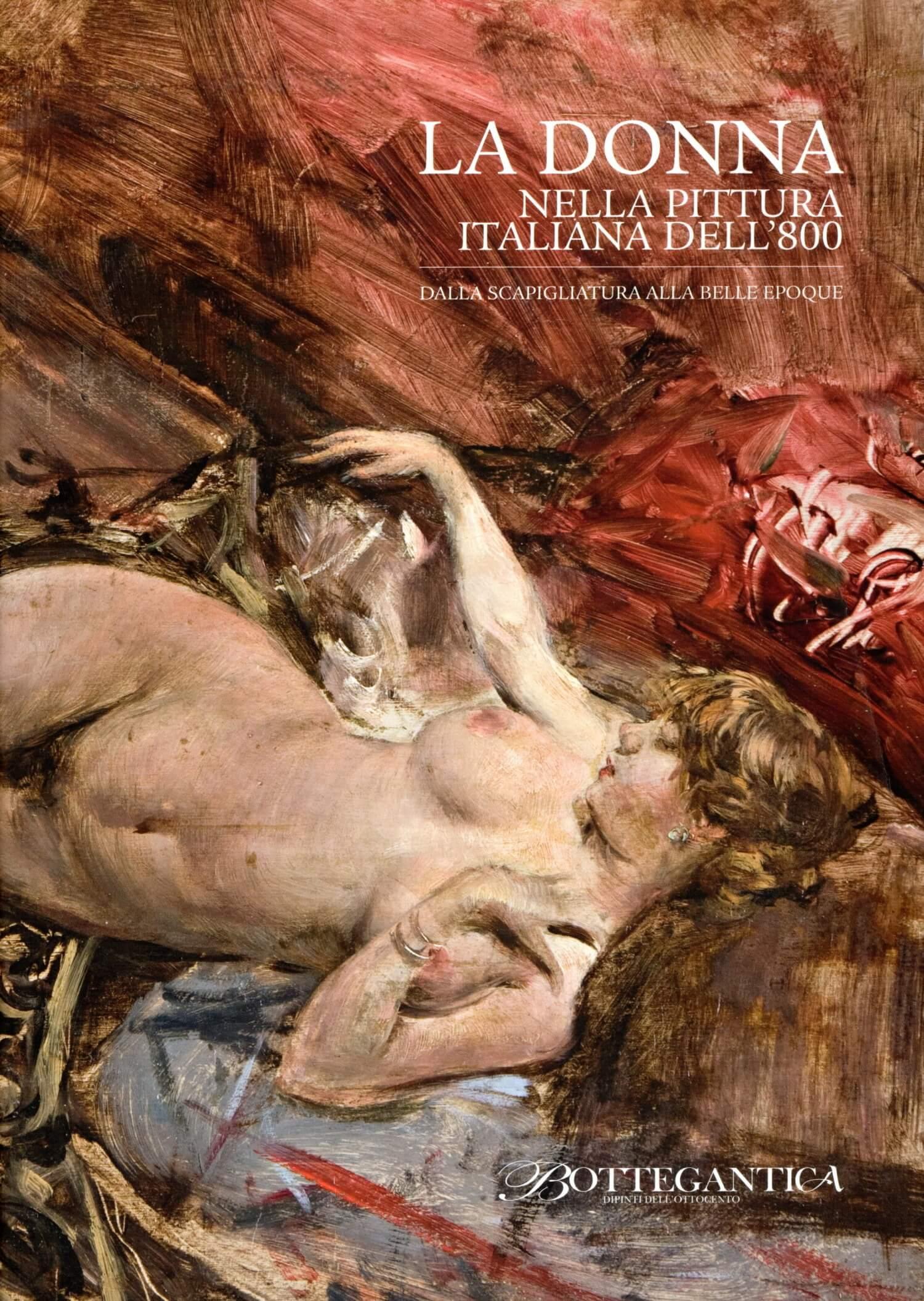 La donna, Nella pittura italiana dell'800