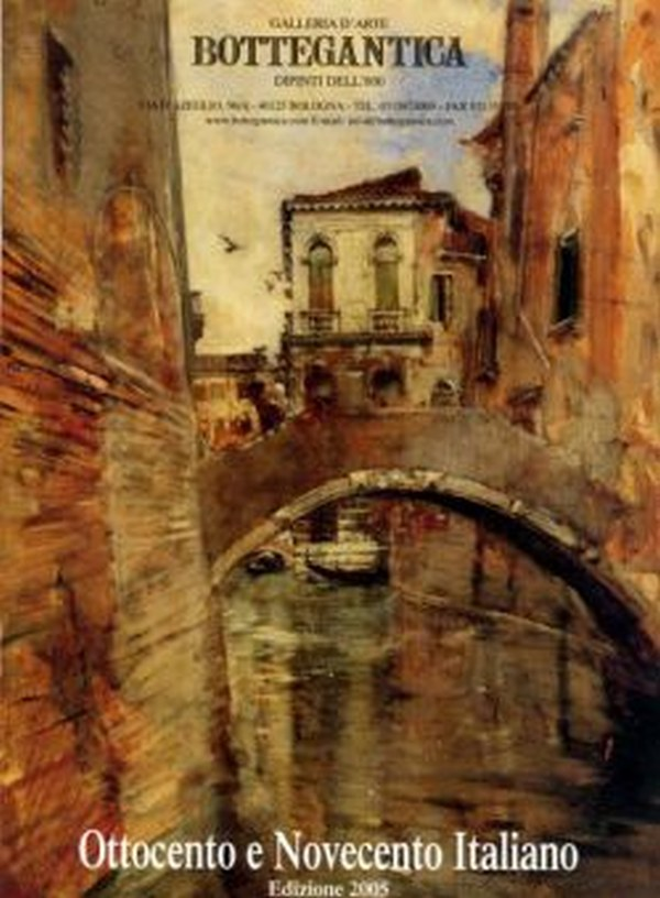 Ottocento e novecento italiano 2005