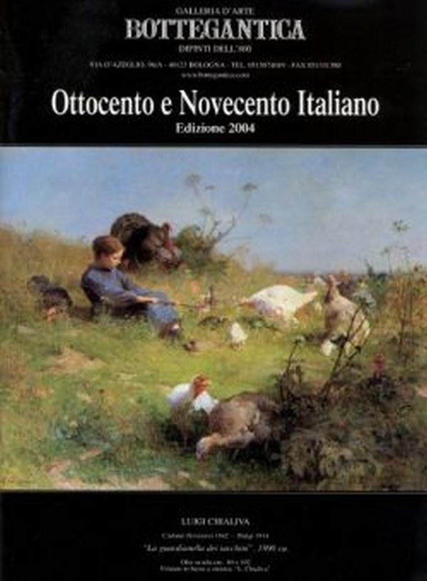 Ottocento e novecento italiano, 2004