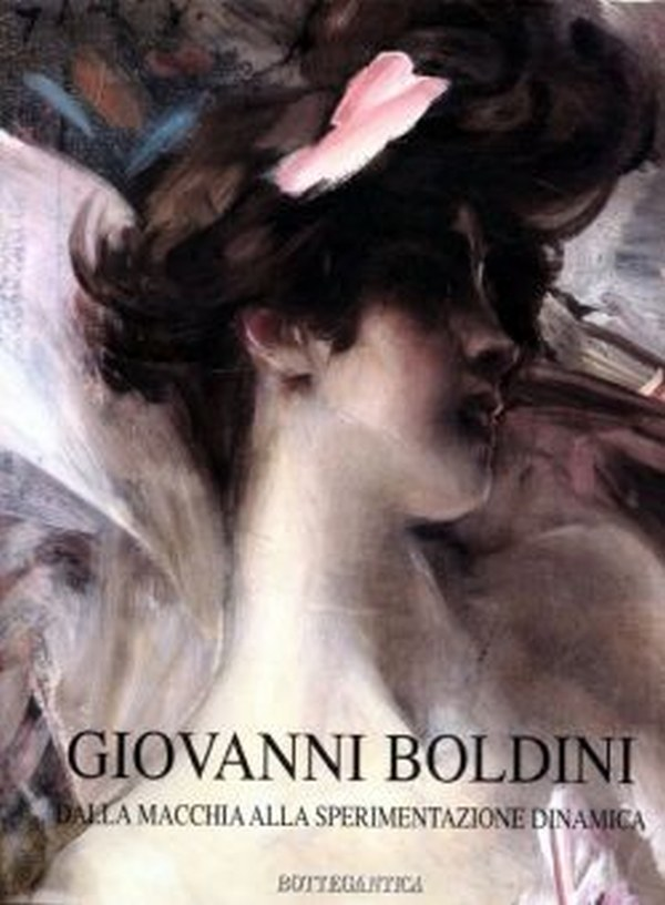 Giovanni Boldini, Dalla macchia alla sperimentazione dinamica