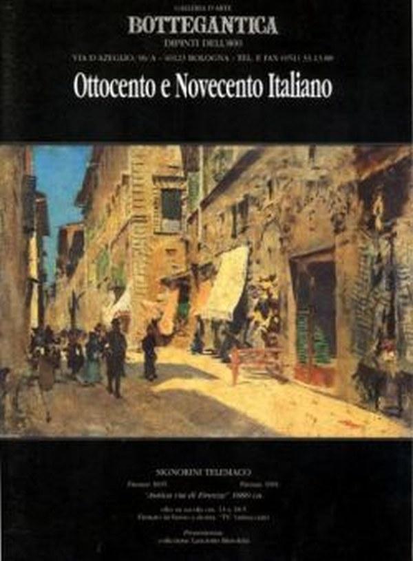 Ottocento e Novecento italiano, Edizione 2000
