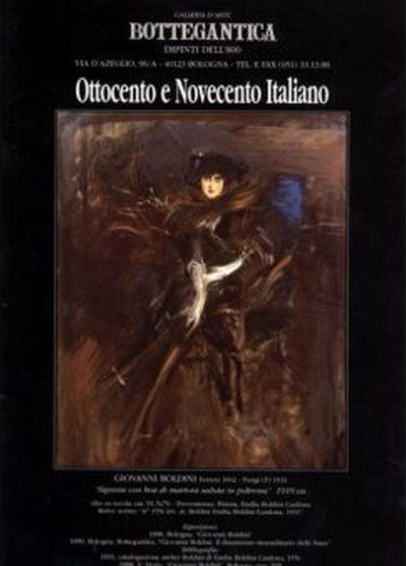 Ottocento e Novecento italiano, Edizione 1999