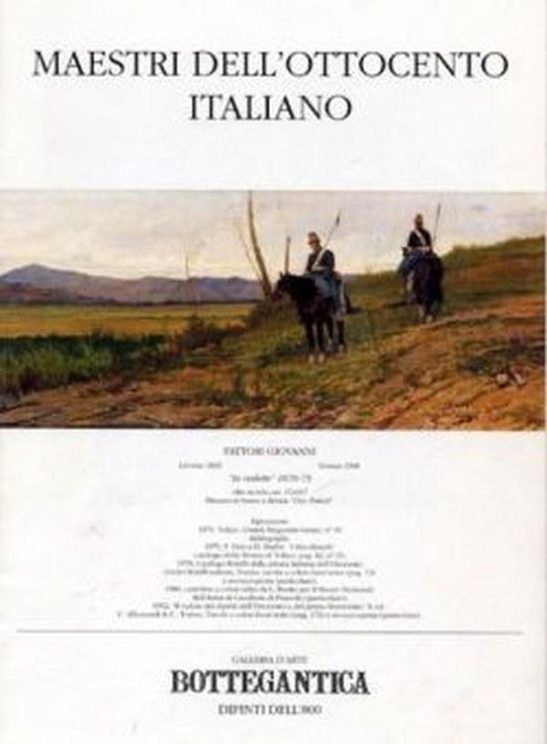 Maestri dell'800 italiano edizione 1996