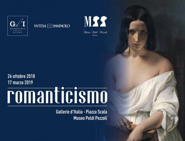 Romanticismo, Gallerie d'Italia