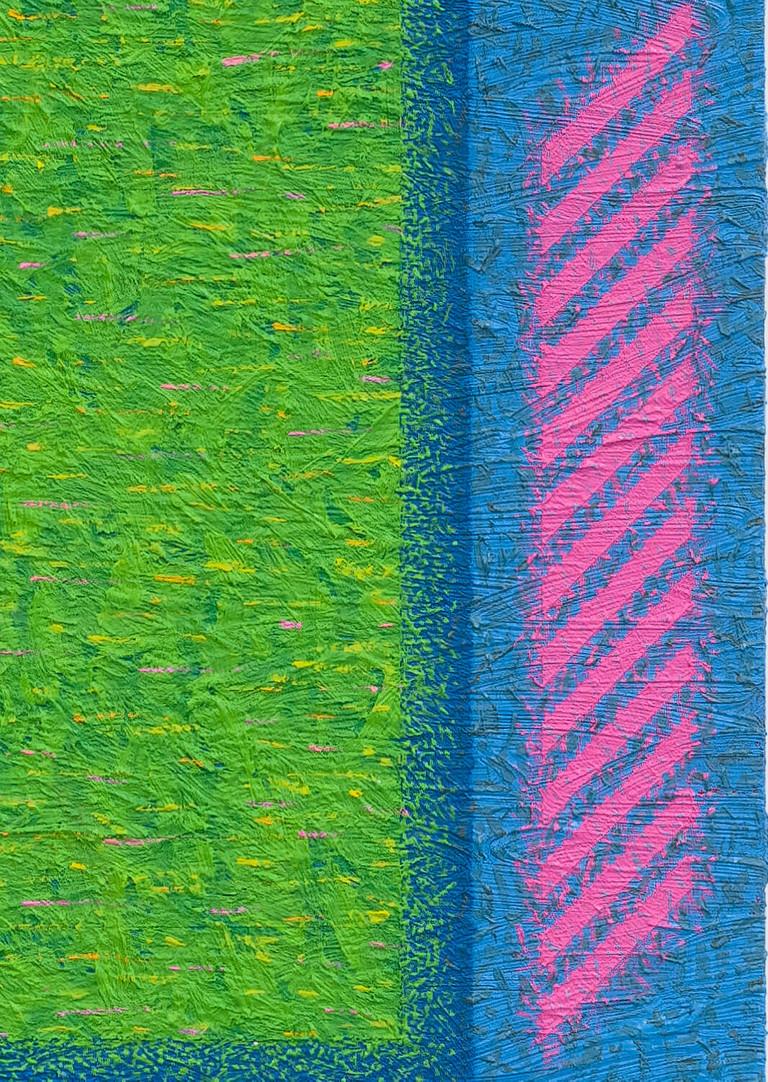 Elias Bertoldo, Dispositivo tecno-percettivo con display verde