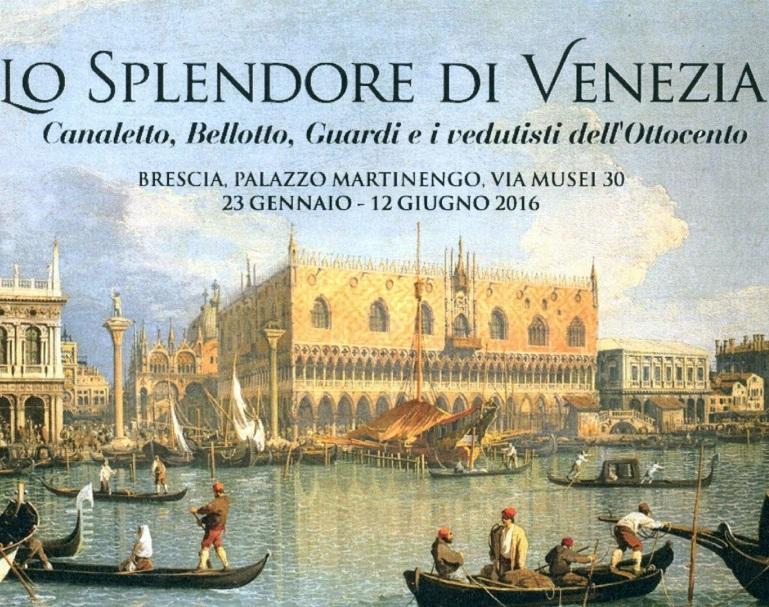 Lo Splendore di Venezia, a Brescia