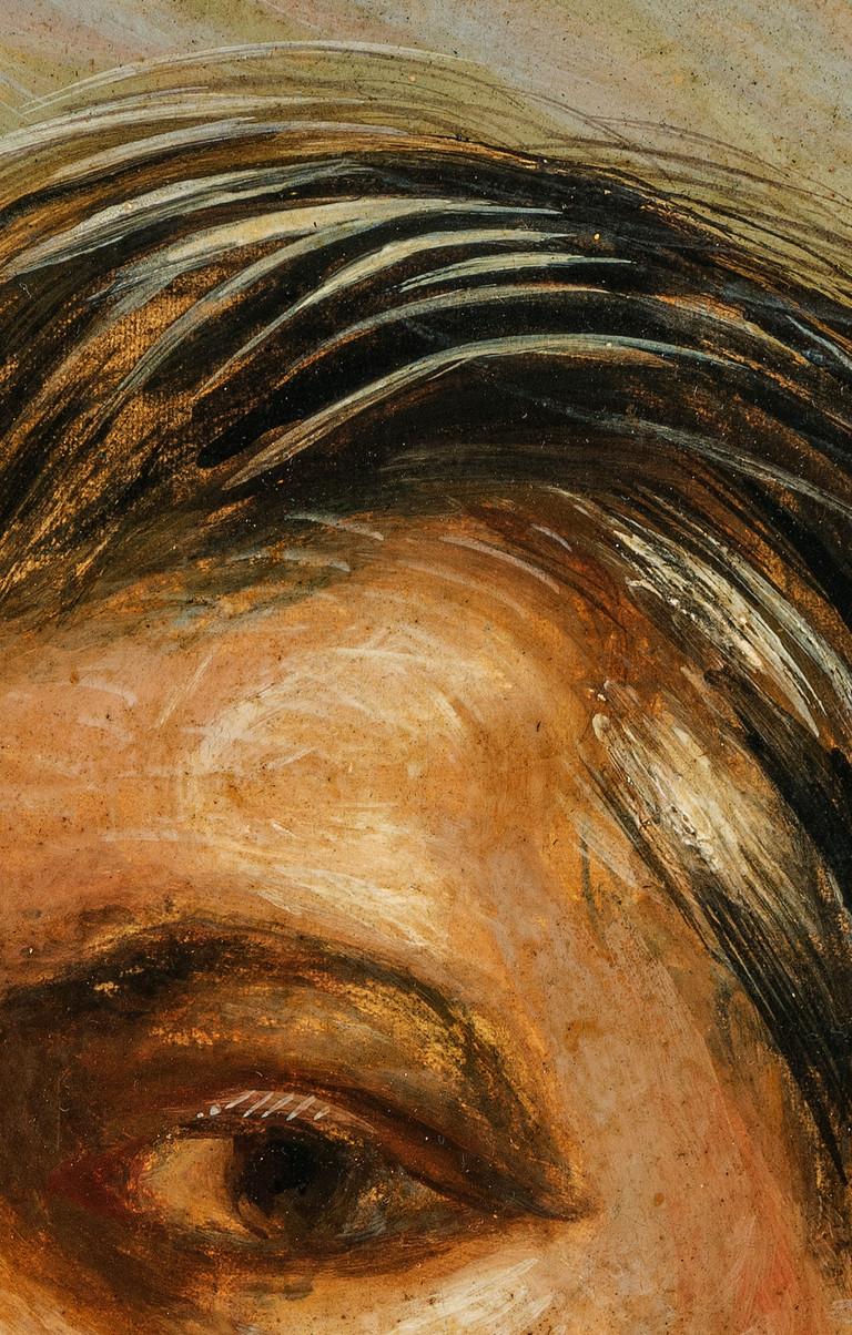 Giorgio de Chirico, Autoritratto, 1931  (detail)