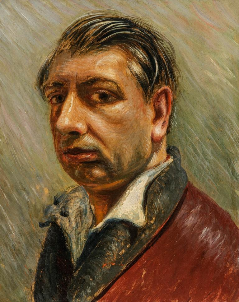 Giorgio de Chirico, Autoritratto, 1931