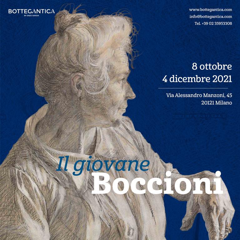 Bottegantica - Il giovane Boccioni