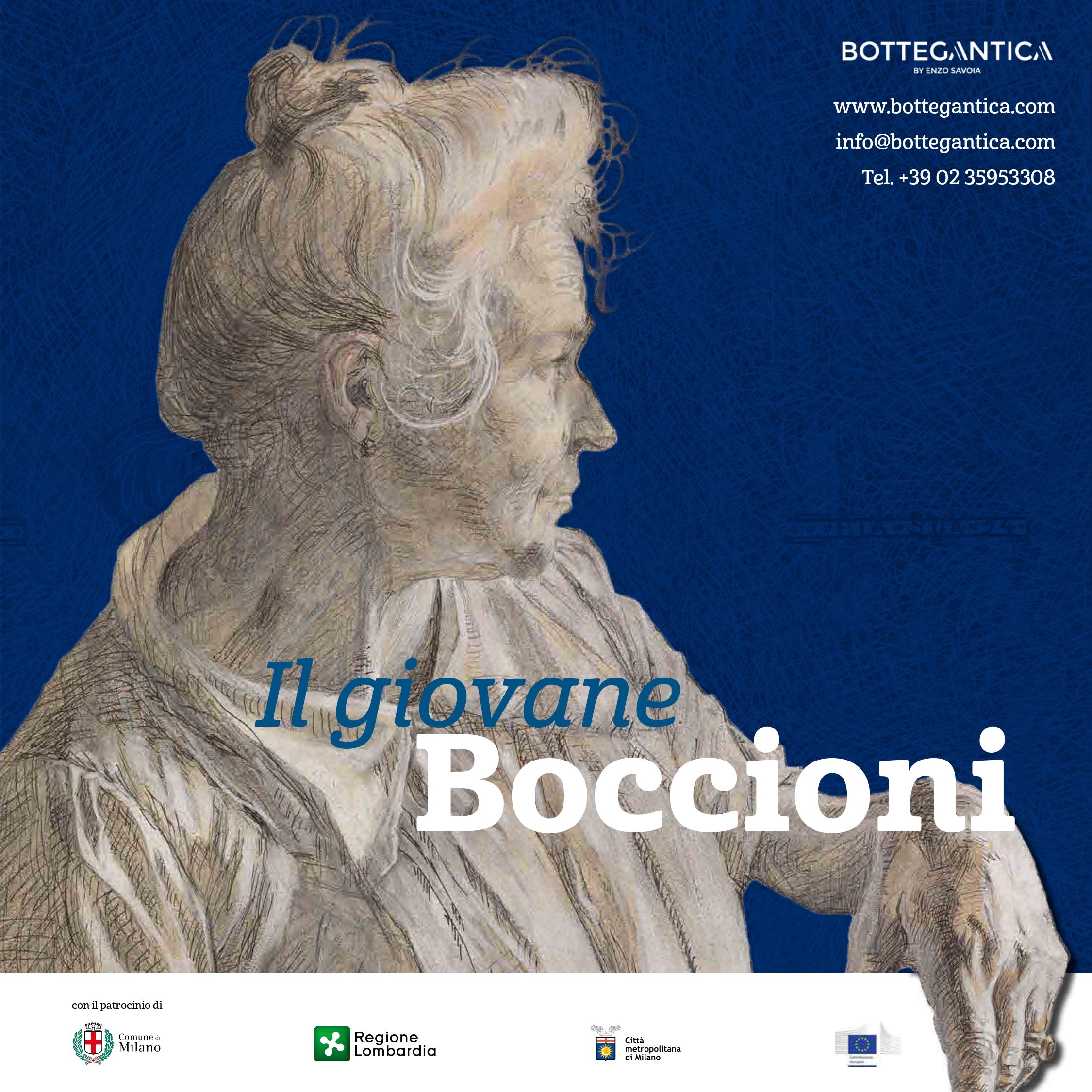 Il giovane Boccioni, Bottegantica