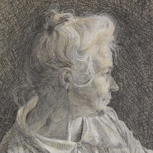 Viewing Room Boccioni, sezione disegno