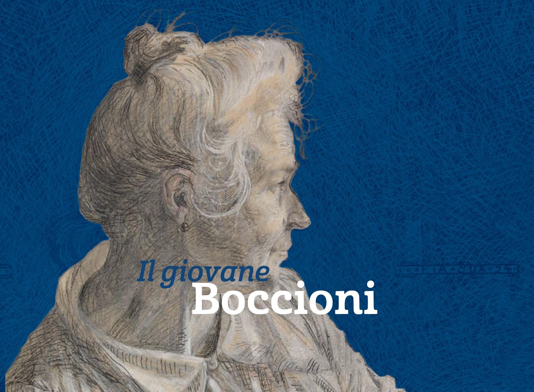 Il giovane Boccioni - Viewing Room Bottegantica
