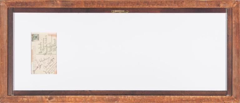 Boccioni, Brunate, Allegoria delle Arti retro