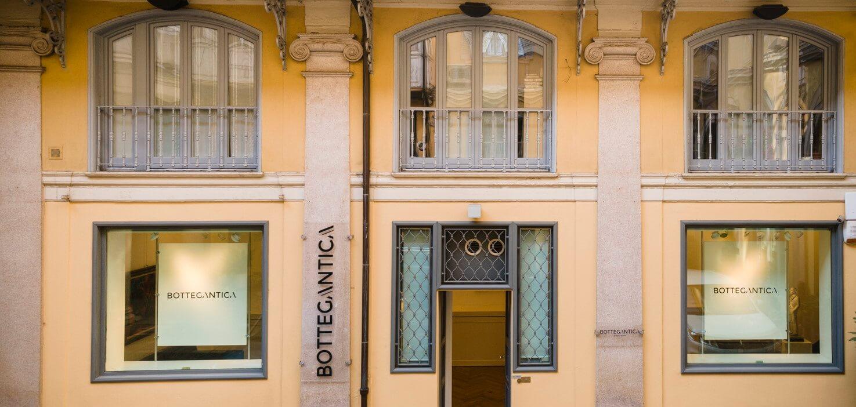Bottegantica Galleria Gialla