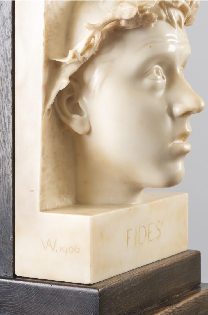 Adolfo Wildt, Fides, 1906