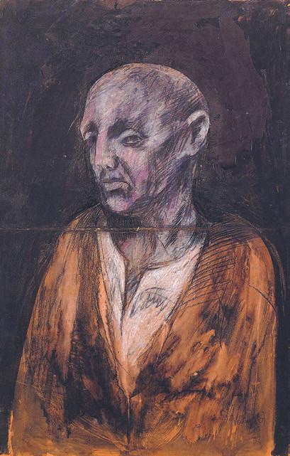 Giuliano Vangi, dalla matita allo scalpello