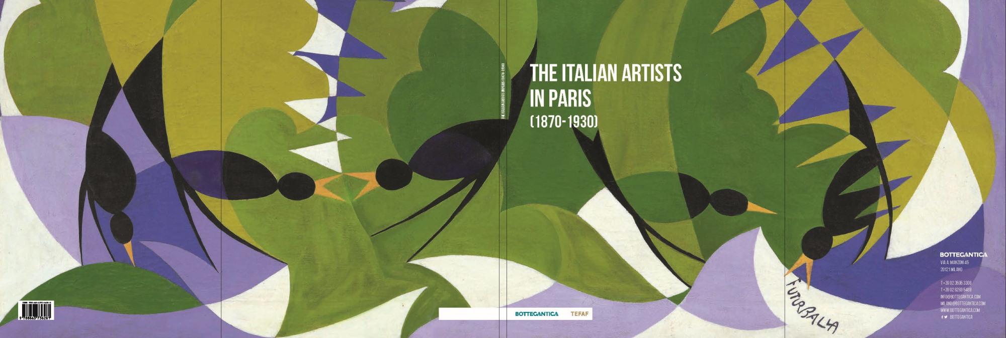 Cover Tefaf 2019 Bottegantica
