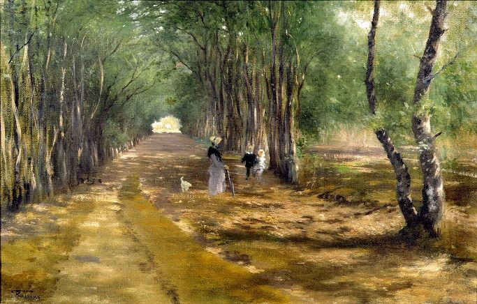 Rossano, Passeggiata nel Parco