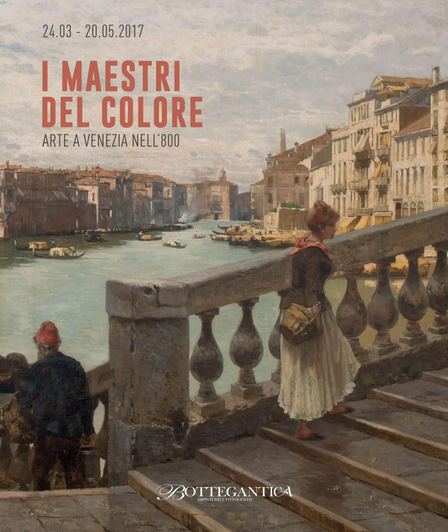Maestri del Colore, Arte a Venezia nell'800